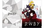 映画『RWBY Volume 2』A4クリアファイル