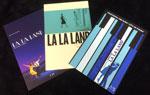 映画『ラ・ラ・ランド』オリジナルポストカード3枚セット