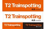 映画『T2 トレインスポッティング』ロゴステッカー