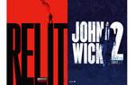 映画『ジョン・ウィック:チャプター2』殺し屋クリアファイル