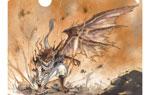 映画『劇場版 FAIRY TAIL -DRAGON CRY-』真島ヒロ描き下ろし<劇場版イメージイラスト>クリアファイル