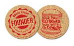 映画『ファウンダー ハンバーガー帝国のヒミツ』オリジナルコルクコースター2個セット