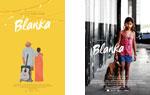 映画『ブランカとギター弾き』特製ポストカードセット