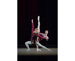 英国ロイヤル・オペラ・ハウス シネマシーズン2016 / 17/ロイヤル・バレエ 「ジュエルズ」