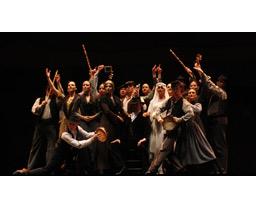 アントニオ・ガデス舞踊団 in シネマ「血の婚礼/フラメンコ組曲」