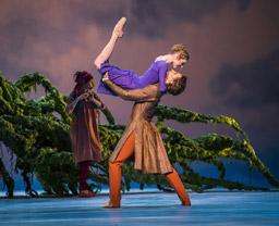 英国ロイヤル・オペラ・ハウス シネマシーズン2017 / 18/ロイヤル・バレエ 「冬物語」