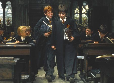 『ハリー・ポッターと賢者の石』写真004