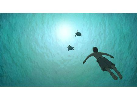 レッドタートル ある島の物語 | ジブリの動画・DVD …